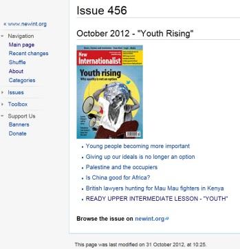 Youth rising